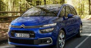 Citroën C4 Picasso Live umfangreicher ausgestattet
