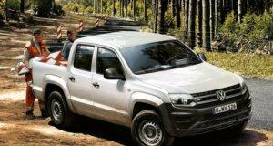 Vorverkauf des VW Amarok Trendline gestartet