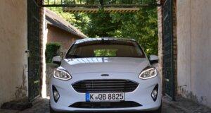 Ford Fiesta Test: Sparsam und spaßig