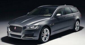 Über den neuen Jaguar XF Sportbrake