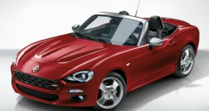 Neue Fiat 124 Spider Europa Limited Edition