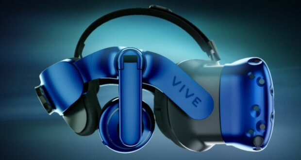 HTC Vive Pro: Neue Version der VR Brille vorgestellt
