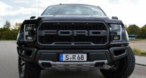 Ford F-150 Raptor Test: Auf Achse