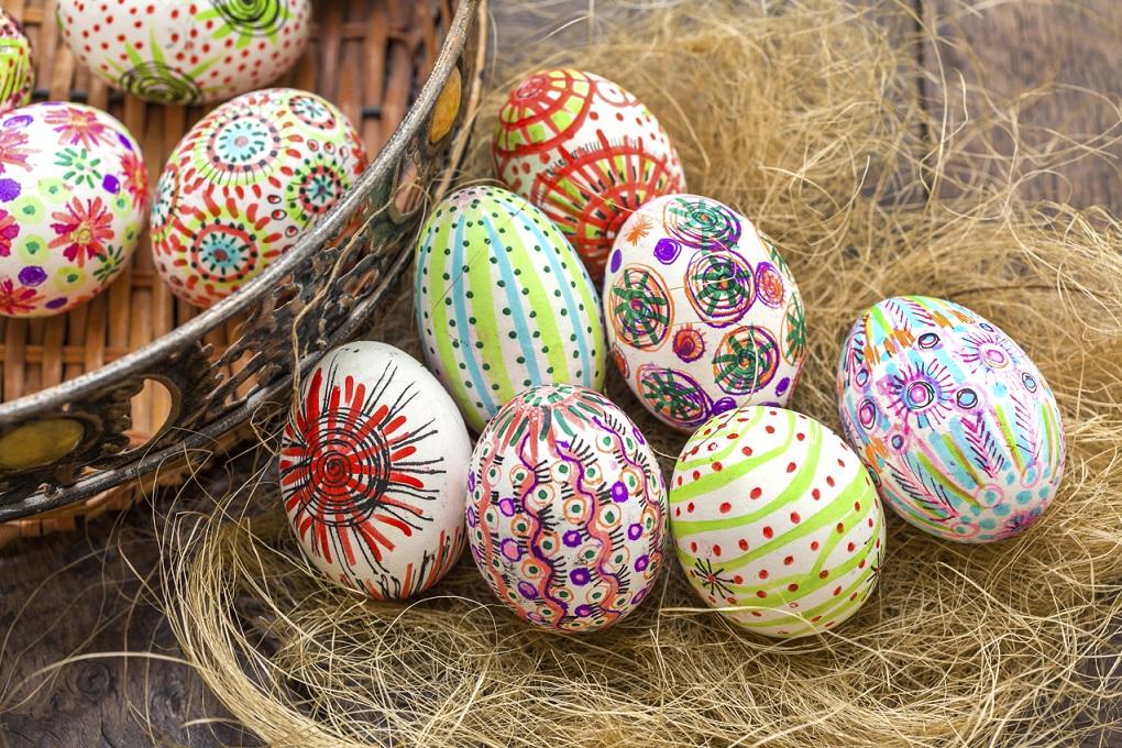 Ostern Feiern