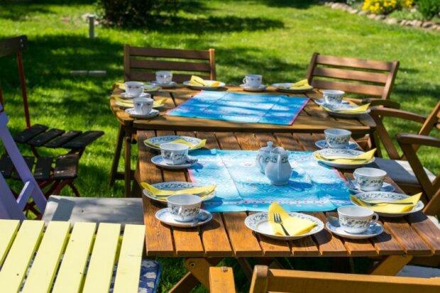 Sommerfest: So gelingt die Party im Freien