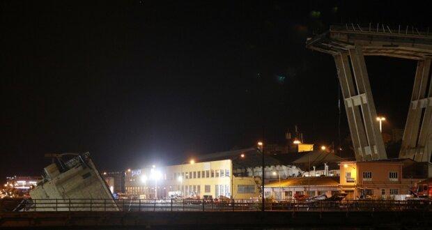 Brückeneinsturz in Genua