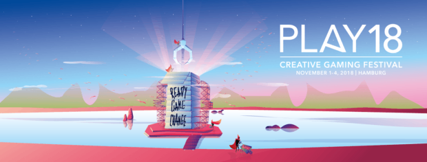 Play18 – Creative Gaming Festival in Hamburg