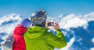 Gut verhüllt: Smartphone vor Kälte schützen