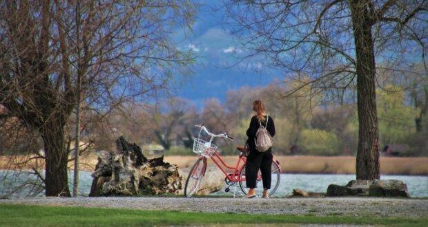 Die Ufer des Bodensees per Rad erkunden