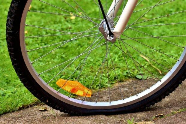 Fahrrad-Platten schnell reparieren